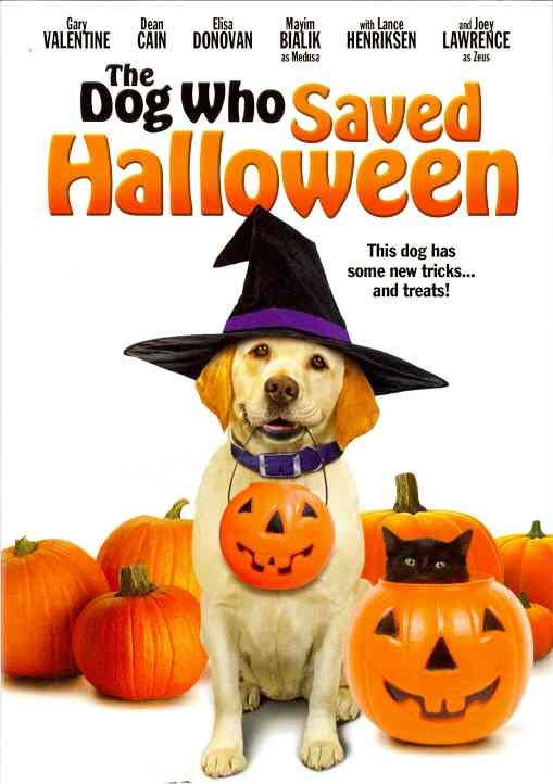 DOG WHO SAVED HALLOWEEN BY VALENTINE,GARY (DVD)